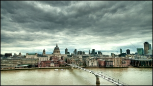London from Tate Modern