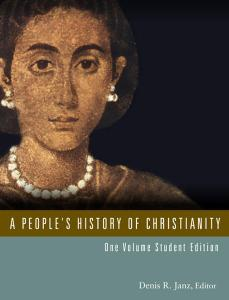 A People's History of Christianity, Janz