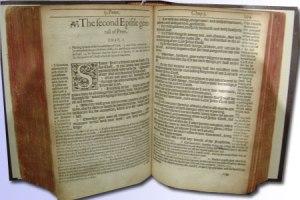 The Geneva Bible (Sponsored by Calvin)