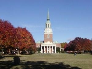 Wait Chapel, Wake Forest University