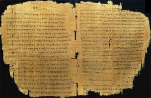 Chester Beatty Papyrus (Romans)