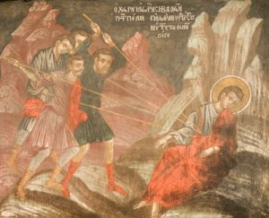Death of Apostle Thomas
