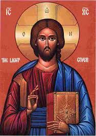 The Light Giver Icon