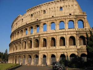 The Colosseum, Rome