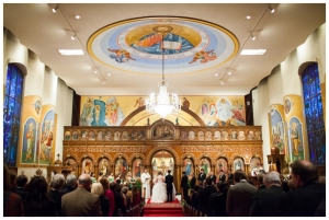 Annunciation Greek Orthodox Church, Interior