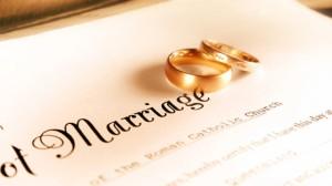 Marriage, RCC
