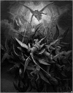 Satan Cast from Heaven, Paradise Lost