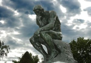 The Thinker Auguste Rodin