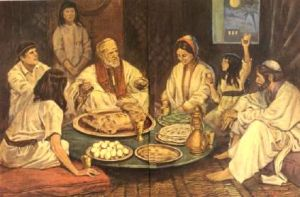 Ancient Jewish Family