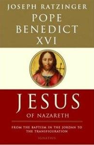 Jesus of Nazareth, Ratzinger