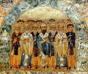 The Early Church Fathers