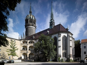 Wittenberg Castle Church