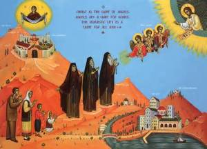 Early Christian Monasticism