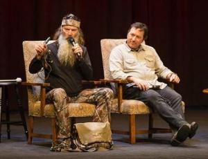 Phil and Al Robertson