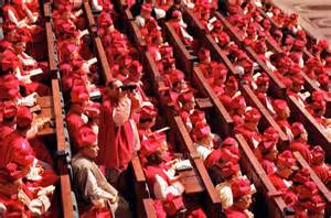 Cardinals at Vatican II