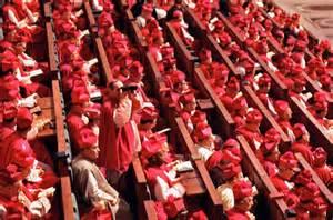 Cardinals at Vatican II