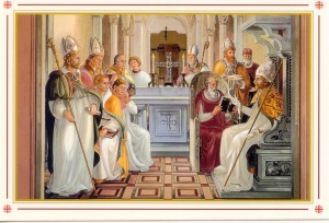 Rendition of the Council of Ephesus