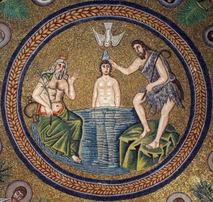 Early Christian Baptism
