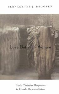 Love Between Women (Brooten)
