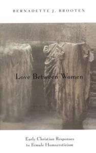 Love Between Women (Brooten)