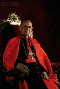 Pope Paul VI (Pope when Vatican II ended)