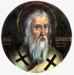 Pseudo-Dionysius