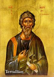 Tertullian of Carthage