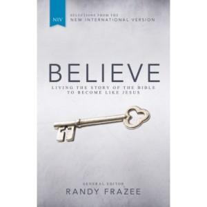 Believe (NIV)