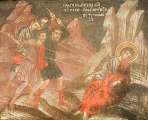 The Martyrdom of St. Thomas