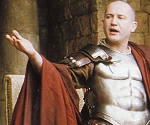 Mel Gibson's Pontius Pilate
