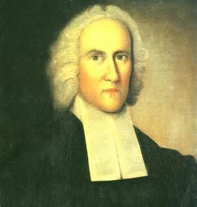"Jonathan Edwards, Author of ""Sinners in the Hands of an Angry God"""