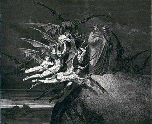 Vergil and Dante
