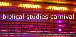 Biblical Studies Carnival (General)