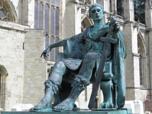 Constantine the Great (York Minster)