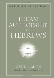 Luke Authorship of Hebrews