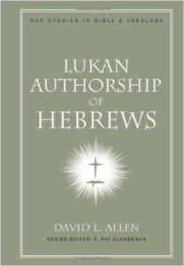 Luke Authorship of Hebrews