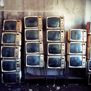 Old Televisions