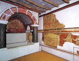Dura Europos House Church