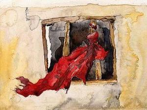 Rahab's Scarlet Cord