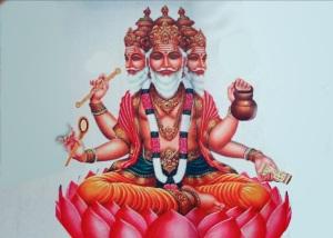 Representation of Brahma