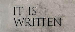 it-is-written